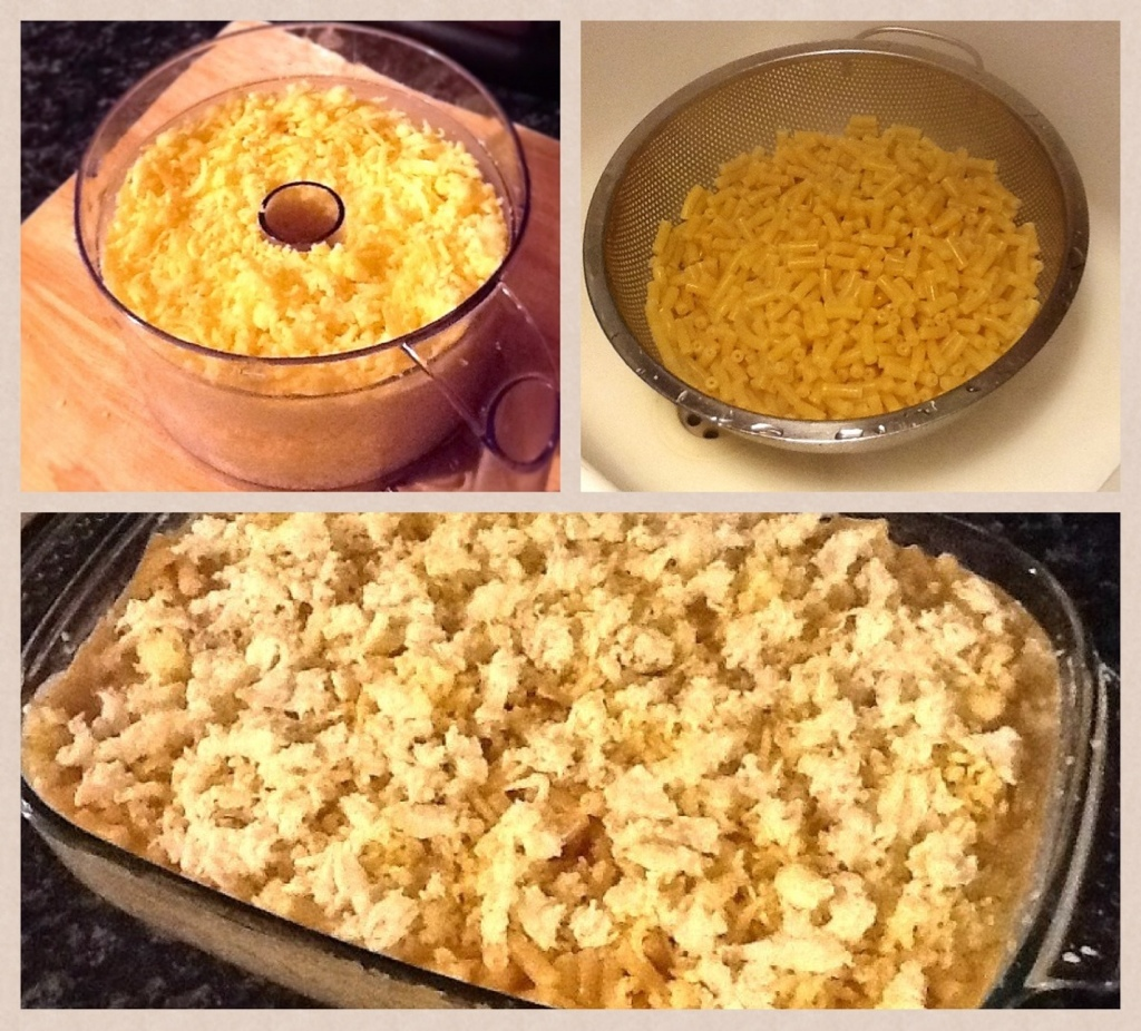 John Legend's Legendary Macaroni and Cheese | A Crust Eaten