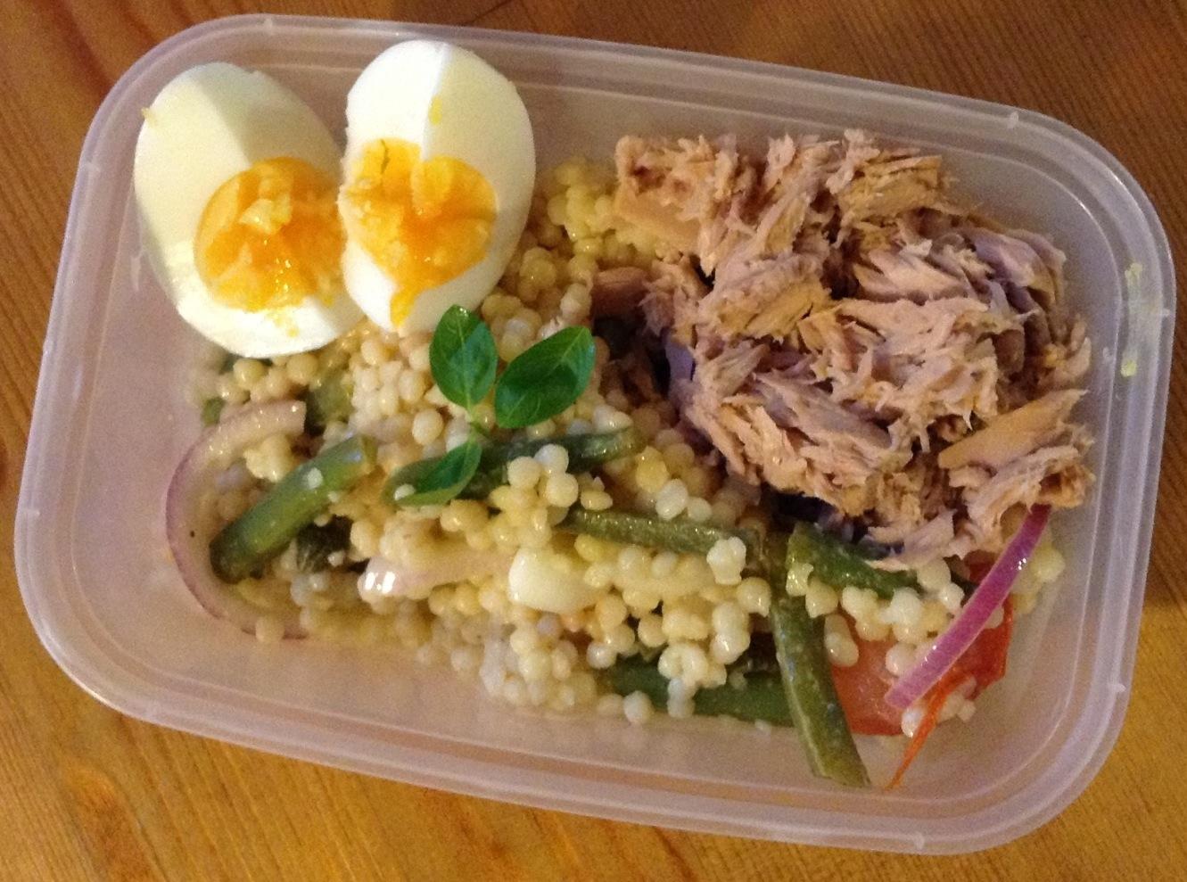 how to prepare canned tuna with mayo